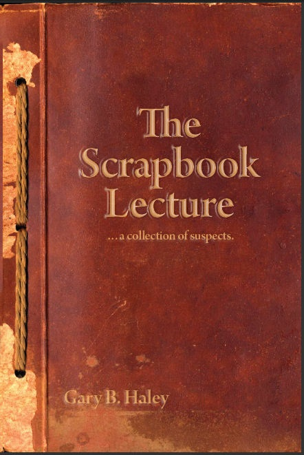 The Scrapbook Lecture